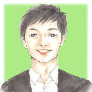 ブログ用プロフィールアイコン緑